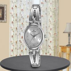 Exclusive Titan Karishma Revive Analog Womens Watch to Aizwal