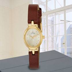 Wonderful Titan Karishma Revive Analog Womens Watch to Aligarh