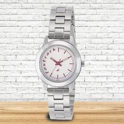 Remarkable Fastrack Fundamentals Analog Womens Watch to Jamshedpur