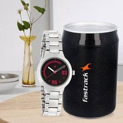 Remarkable Fastrack Analog Womens Watch to Aligarh