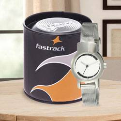 Amazing Fastrack Analog Ladies Watch to Aligarh