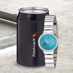 Marvelous Fastrack Analog Womens Watch to Aizwal