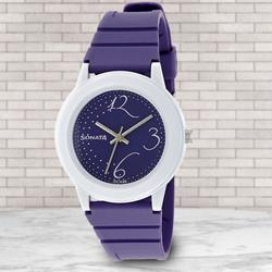 Marvelous Sonata Fashion Fibre Analog Womens Watch	 to Almora