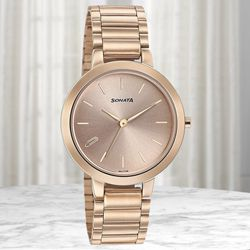 Exclusive Sonata Play Analog Womens Watch to Alwar