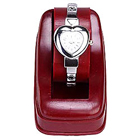 Heart Shape Watch for Her to Balkum