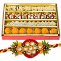 Assorted Sweets with Rakhi to Rakhi_to_world.asp
