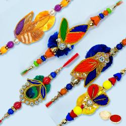 Exclusive Rakhi for Brother to Nakoda