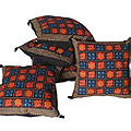 Designer Cushion Cover 6 Pcs  to Gurgaon