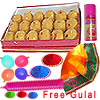 Holi Hamper N Ghee Laddoo to Solapur