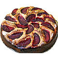 Luscious Plum Cake from Taj or 5 Star bakery to Palampur
