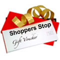 Impressive Shoppers Stop gift Voucher of Rs.2000 to Gurgaon