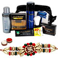 Park Avenue Gift Hamper with 1 Rakhi to India